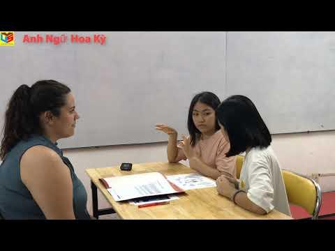 Cambridge B1 Preliminary for Schools speaking test