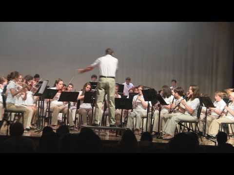 Gorham High School Concert Band - Flight of the Piasa