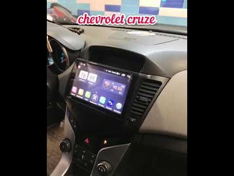 Замена магнитолы Chevrolet Cruze шумоизоляция автосигнализация Автозвук Сергиев