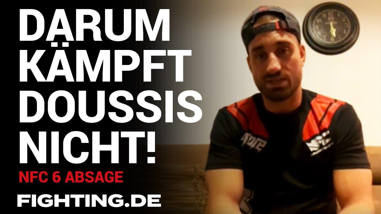 Interview: Das sagt Doussis zur Absage bei NFC 6! - FIGHTING