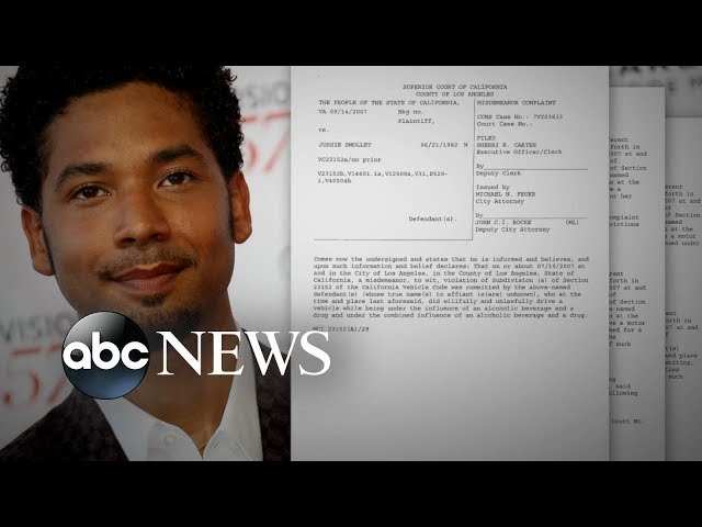 Jussie Smollett is named a suspect by Chicago police in alleged attack