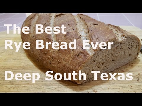 The Best Rye Bread Ever