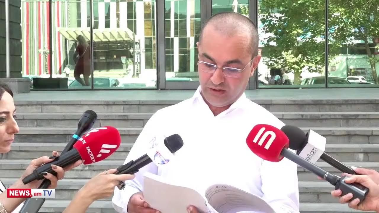 Տեսանյութ.Բոլոր ստերի հետեւից գնալու ենք. Սերժ Սարգսյանը հայց է ներկայացնում ընդդեմ Խաչատուր Սուքիասյանի