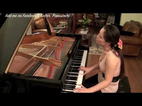 Kelly Rowland  Rose Colored Glasses  Piano   Pianistmiri 이미리