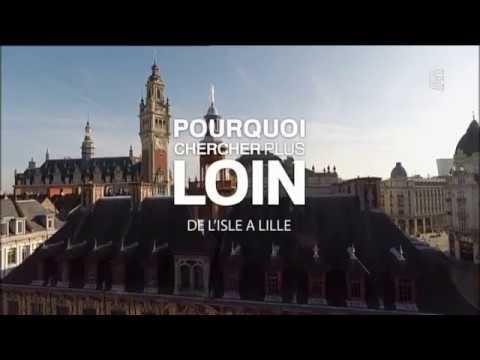 De l'isle à Lille