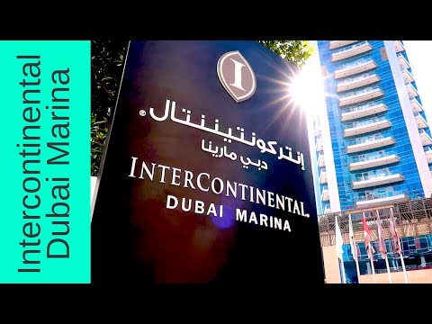 Intercontinental Hotel Dubai Marina - Review