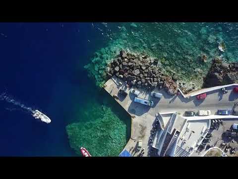 Santorini  Drone - August 2017