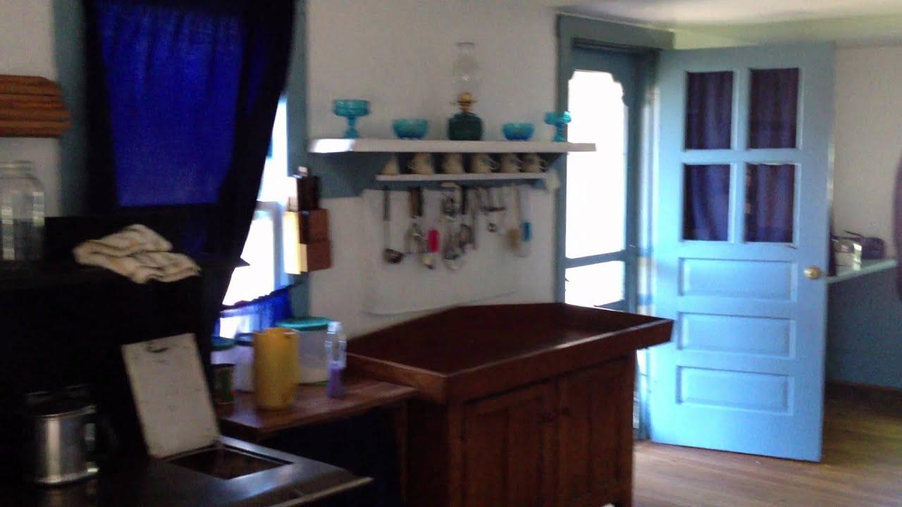 Make A House A Home Amish Heartland Tours Swartzentruber House Tour Mov