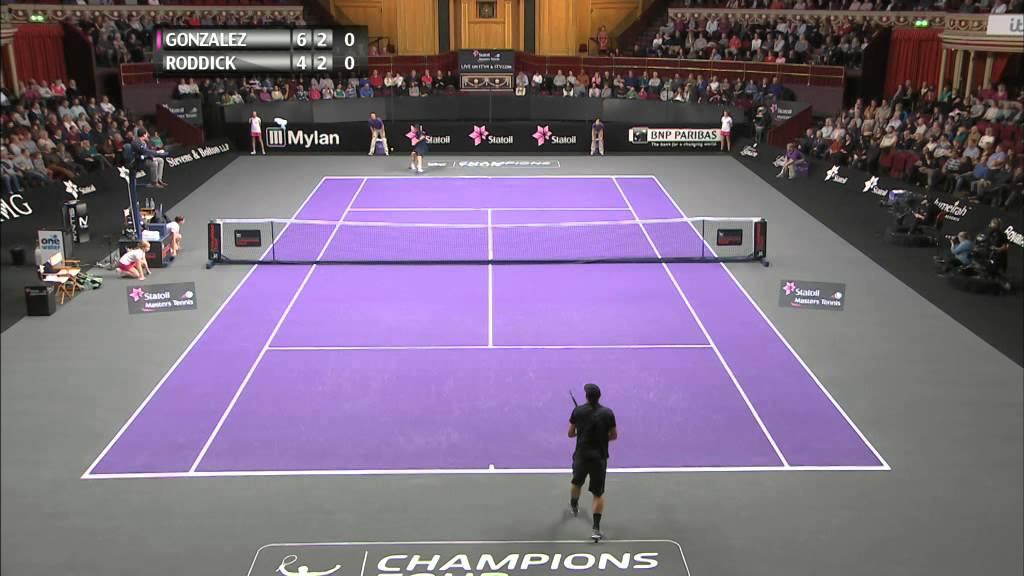 Atp Masters Tennis 2014 - image 11