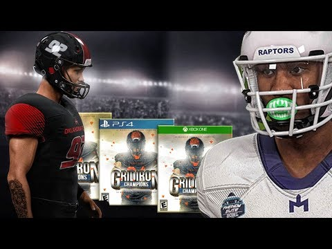 NEW COLLEGE FOOTBALL GAME OFFICIAL RELEASE DATE IN 2020! GRIDIRON CHAMPIONS SCREENSHOTS & UPDATE!