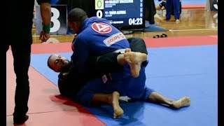 Sydney JJ - First Gi Fight (-100.5kg Weight Division)