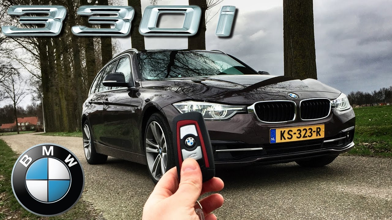 Bmw 3 Series 2017 330i Touring Pov Test Drive Review By Autotopnl