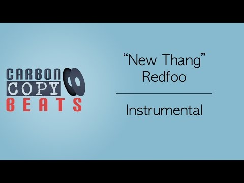 New Thang - Instrumental / Karaoke (In The Style Of Redfoo)