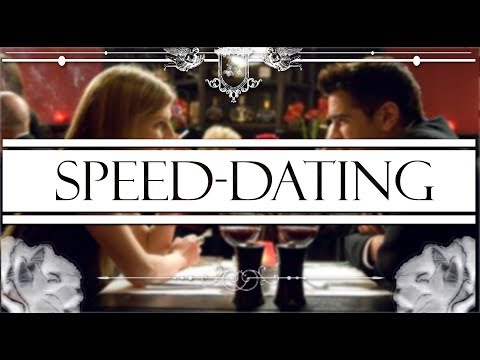 corporate speed dating
