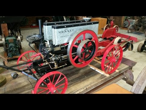 The Whately Engine Museum Show 2016 with Gas, Steam, and Hot Air    Engines
