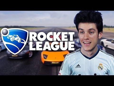ÇILGIN ARABA FUTBOLU! (Rocket League) #1 ft. Necati