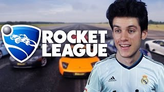 ÇILGIN ARABA FUTBOLU! (Rocket League) #1 ft. Necati