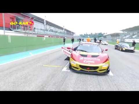 Lotus Cup Italia - Imola - Franco Nespoli Campione 2017