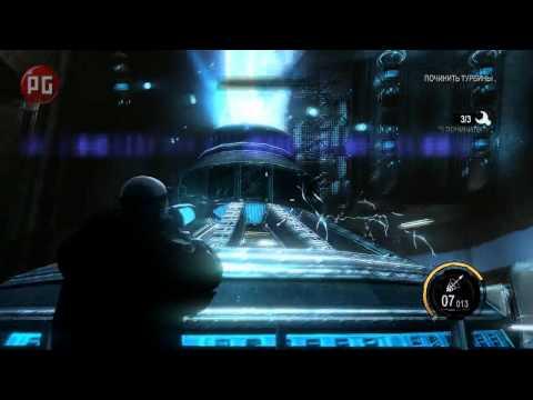 Red Faction Armageddon Walkthrough Part 1: Gameplay