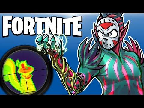 FORTNITE BR - CASUAL SERIOUSLIRIOUS MODE! (Full Duo Match) With New Weapon!