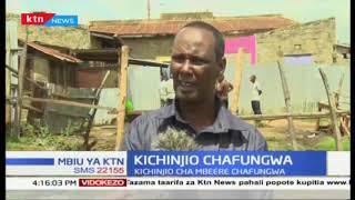 kichinjio cha Mbeere cha fungwa kutokana na uchafu