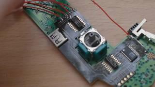 Xbox One Controller Mod Chip Installation (Arbiter 4)