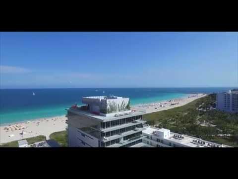 2016 Best Miami Beach Penthouse: 321 Ocean Drive, Miami Beach