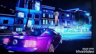 Jugando Need for Speed Carbon