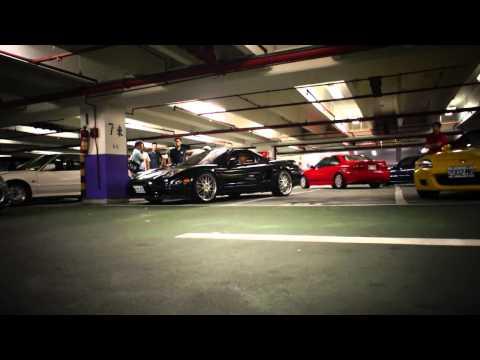 Mix Brand Tuned Car Meeting In Taipei