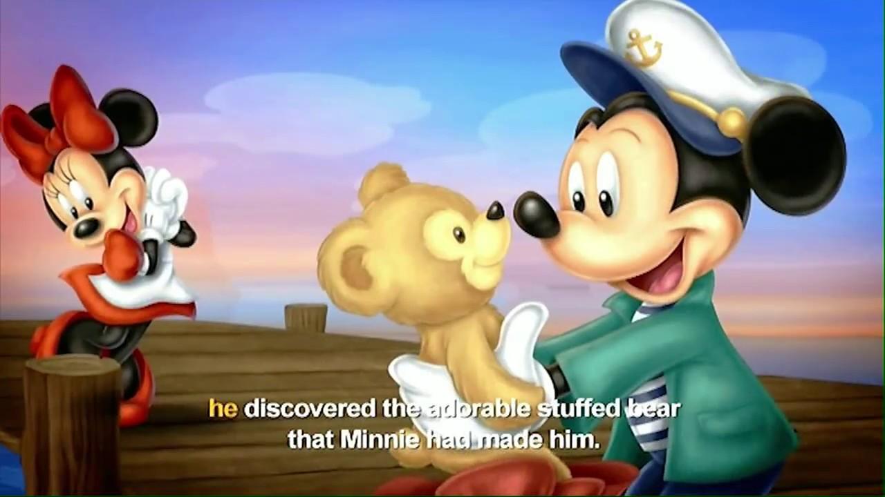 Download Duffy the Disney Bear   Bedtime Story   WDW Resort TV