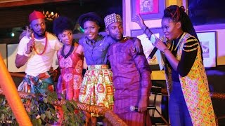 Soul Afrik Week 4 Full Show at Terra Kulture Restaurant
