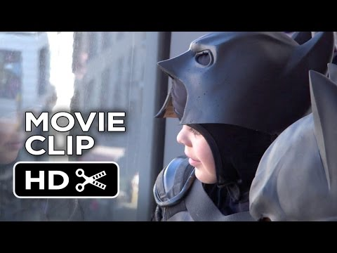 Batkid Begins Movie CLIP - Look at All Those People (2015) - Documentary HD