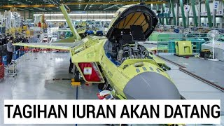 "KORSEL SEBUT INDONESIA MITRA ""INTI"" TAPI MEREKA SUDAH KF-21 BORAMAE KITA MASIH EXPERIMENTAL"