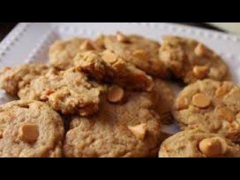 Baking Butterscotch Chip Cookies