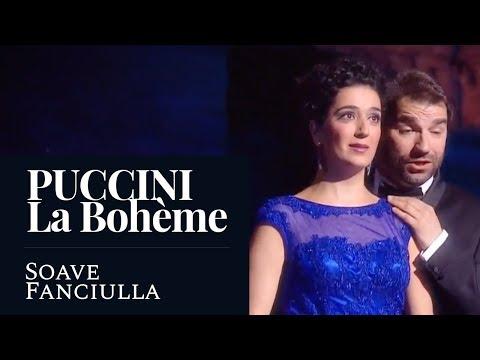 """PUCCINI - La Bohème : """"Soave Fanciulla"""" (Armelle Khourdoïan/Florian Laconi) [MUSIQUES EN FÊTE 2017]"""