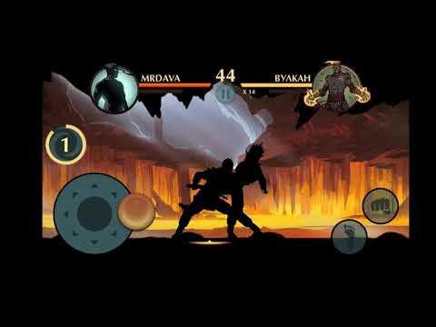 Невероятная бойня против босса в Shadow Fight 2