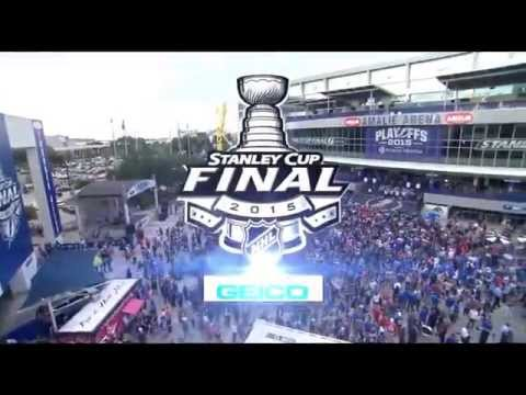 NBC 2015 Stanley Cup Final Intro