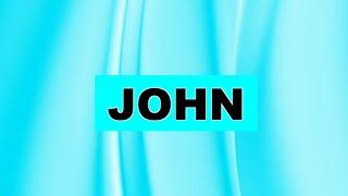John (The Gospel of John Visual Bible) CEV | Bible Movie