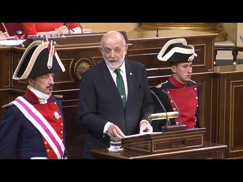 La Guardia Civil recibe el reconocimiento de Las Cortes Generales