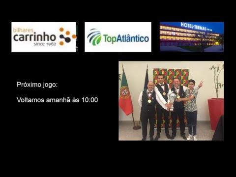 Taça de Portugal de Pool Português, Individual