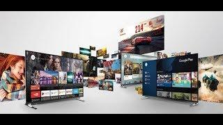 Toshiba pro-theater 4k dled 55U7750 / 55U9750 Android TV مراجعةشاشة سمارت اندرويد