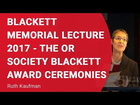 Blackett Memorial Lecture 2017 - Sir Nigel Shadbolt, Towards a Science of the Web