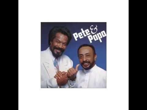 "PETE ""CONDE"" RODRÍGUEZ & PAPO LUCA - BOLEROS"