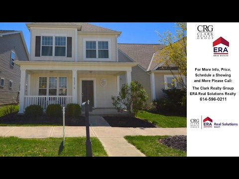 6127 Upper Albany Crossing Drive, Westerville, OH Presented by The Clark Realty Group.