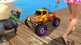 NEW Overpowered RC DLC Car! - GTA 5 Online