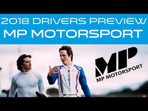 Formula 2 - 2018 Drivers Review - MP Motorsport