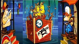 БОЛОТНАЯ Атака #43 Мультиплеер и БИТВА с БОССОМ Мультик Игра для детей  Swamp Attack