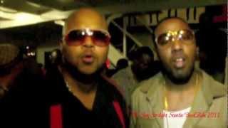 Mel Riv@ Straight Stuntin BoatRide 2011-Dj K-Slay BirthDay Bash