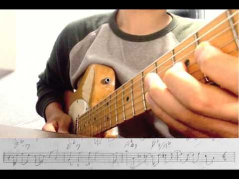 John Pizzarelli - Candy (from P.S. Mr.Cole) Transcription with Notation