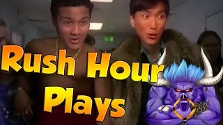 League of Legends Funny Stream Moments #43 - RUSH HOUR PLAYS!